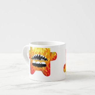 Xoddo Fuego 6 Oz Ceramic Espresso Cup