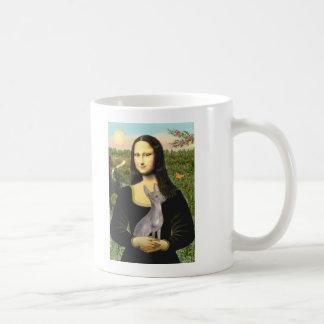 Xoloitzcuintle (Xolo) #2 - Mona Lisa Coffee Mug