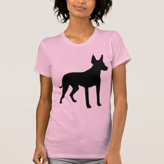 Xoloitzcuintli (Mexican Hairless Dog) Gear Tee Shirts