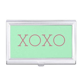 XOXO Business Card Holder