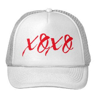XOXO Cap Mesh Hat