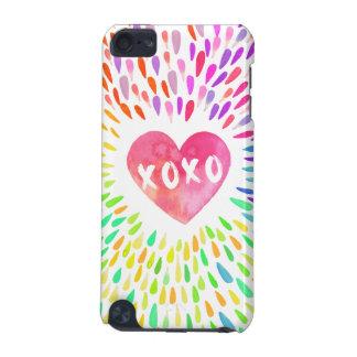 XoXo Heart iPod Touch 5G Case