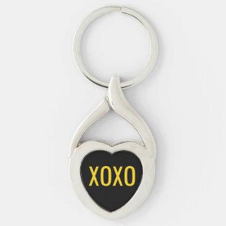 XOXO Heart Keychain Keychains