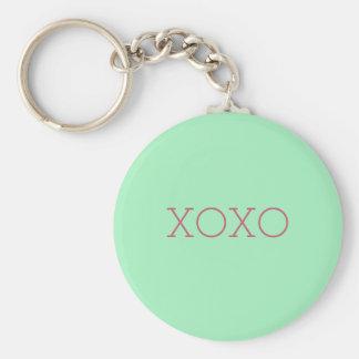 XOXO Keychain