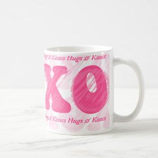 XOXO Personalized Mug
