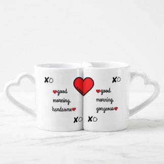 XOXO set Coffee Mug Set