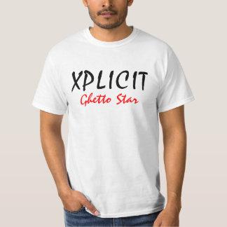 XPLICIT, BORN 2 DIE TSHIRTS