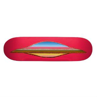 XR71 Golden MonGoose Racer No.5 (RED5) Skateboards