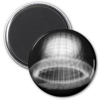 xray dreams 6 cm round magnet