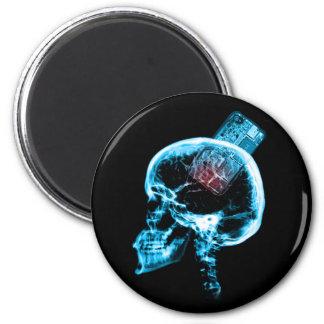 Xray 6 Cm Round Magnet