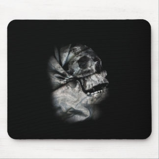 XRay Skull Head Scan Skeleton Mouse Mat