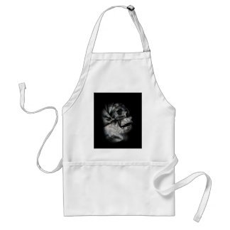 XRay Skull Head Scan Skeleton Standard Apron