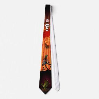 Xray Studios Zombie Tie