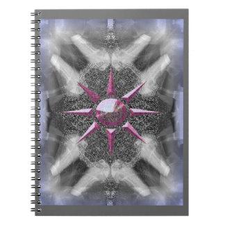 xray sun spiral notebooks
