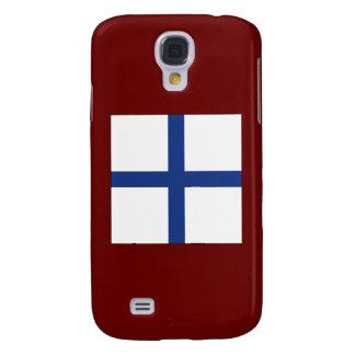 Xray X Signal Flag Galaxy S4 Case