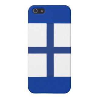 Xray X Signal Flag iPhone 5 Case
