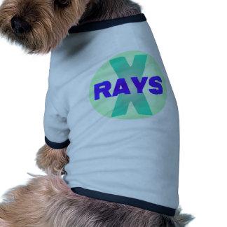 xrays pet tee shirt