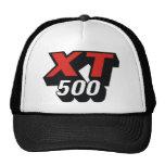 XT 500 Logo Hats
