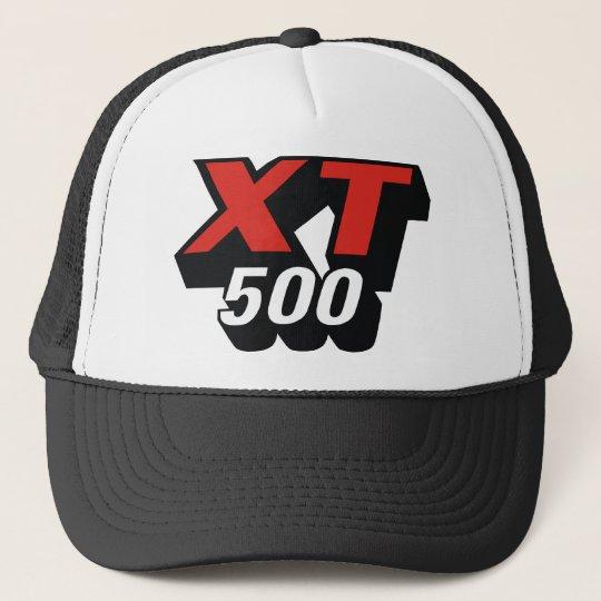 XT 500 Logo Trucker Hat