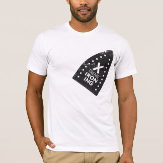 Xtreme Iron Burn 1 American Apparel T-Shirt