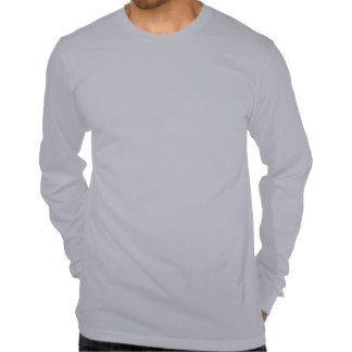 Xtreme Iron Burn 7 American Apparel Long Sleeve Tshirts