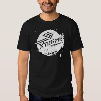 Xtreme Ironing Basic Black T-shirt
