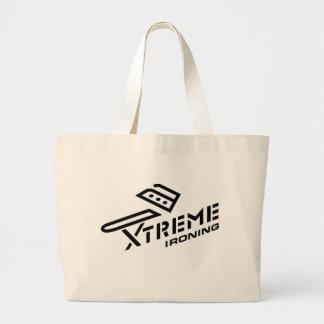 Xtreme Ironing Jumbo Tote Bag