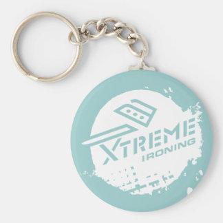 Xtreme Ironing Keychain 5