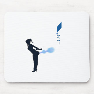xtreme kite flying mouse pad