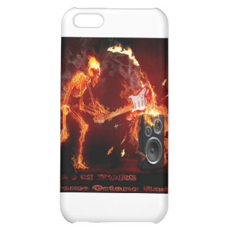 Xtreme Octane Radio Official Logo Case For iPhone 5C