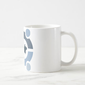 Xubuntu Basic White Mug