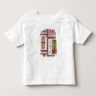 XVI The Tower of Destruction Toddler T-Shirt