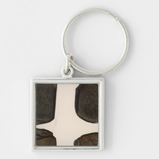 XVII Stone implements, New Mexico Key Ring