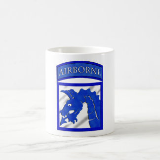 XVIII 18th Airborne CORPS Classic White Coffee Mug