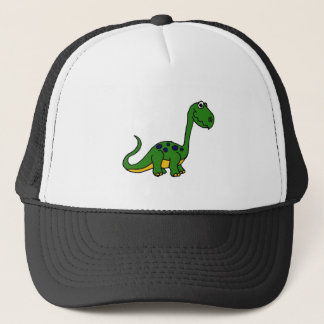 XX- Adorable Cute Dinosaur Cartoon Trucker Hat