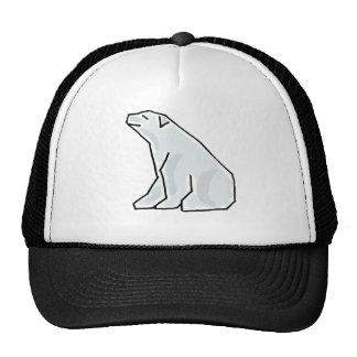 XX- Artistic Polar Bear Hats