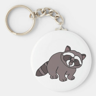 XX- Awesome Raccoon Key Ring