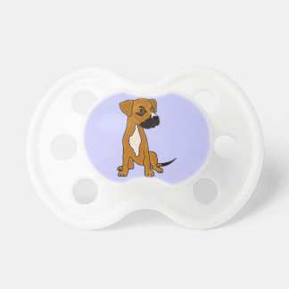 XX- Boxer Mix Rescue Dog Puppy Cartoon Dummy