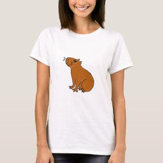 XX- Capybara Art T-Shirt
