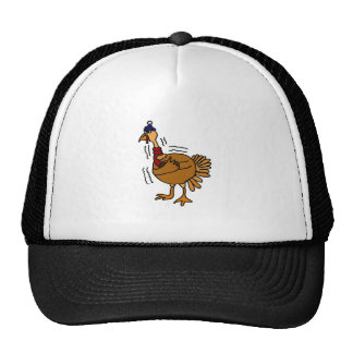XX- Cold Turkey Cartoon Cap