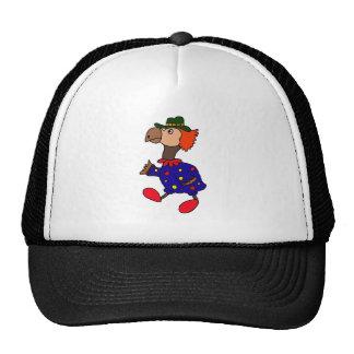 XX- Dodo Bird Clown Design Mesh Hats