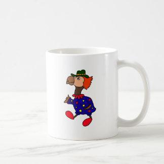 XX- Dodo Bird Clown Design Mugs