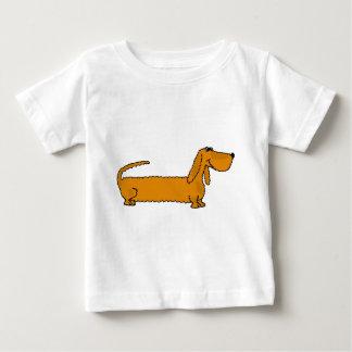 XX- Funky Dachshund Baby T-Shirt