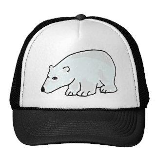 XX- Funky Polar Bear Trucker Hat