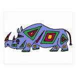 XX- Funky Rhino