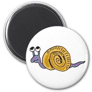 XX- Funky Snail Magnet