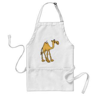 XX- Funny Camel Cartoon Standard Apron