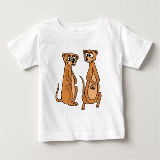 XX- Funny Meerkat Cartoon Infant T-Shirt