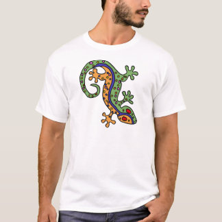 XX- Gecko Art T-Shirt