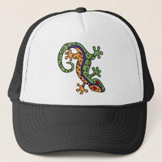 XX- Gecko Art Trucker Hat